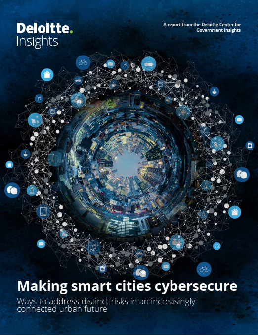 Report making smart cities cyber secure